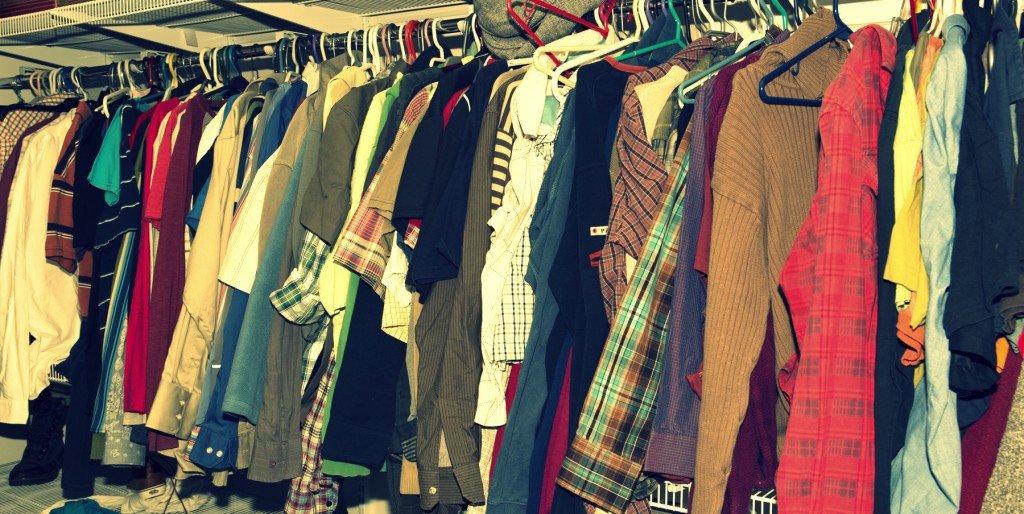 Don en vêtement au Refuge des Jeunes